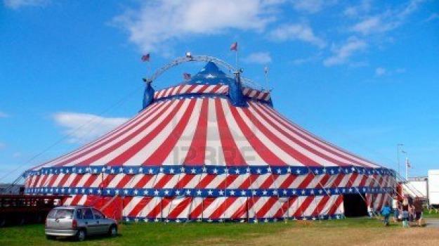 Trapani circo, Trapani, Cronaca