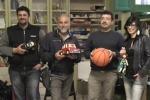 Giocattoli per i bimbi di Lampedusa: raccolta della polizia - Video