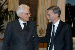 Minirimpasto, Delrio ha giurato al Quirinale: è lui il nuovo ministro delle Infrastrutture