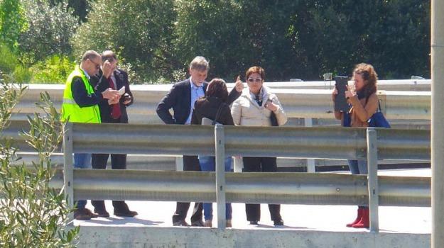 a19, autostrada, ministro delle infrastrutture, viadotto himera, Graziano Delrio, Catania, Cronaca