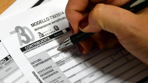 730 precompilato, dichiarazione dei redditi, Sicilia, Economia