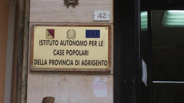 iacp, lavoratori, Manlio Cardella, Agrigento, Economia