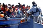 """Nuovo naufragio, i testimoni """"Ci sono quattrocento morti"""""""