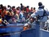 Sbarco sotto la pioggia a Pozzallo, arrivano 48 migranti