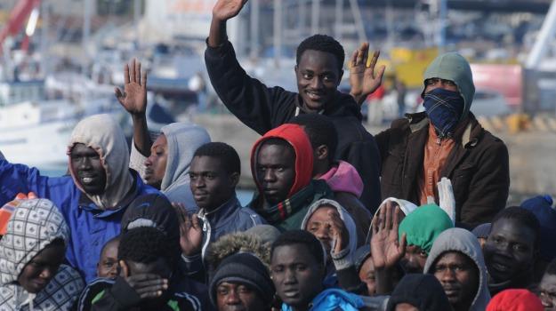 immigrazione, villarosa, Enna, Cronaca