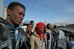 Immigrazione, sgomberati campi abusivi a Caltanissetta