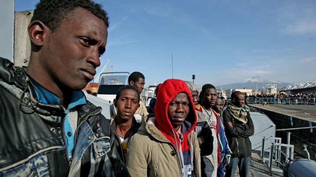 germania, immigrazione, italia, Sicilia, Migranti e orrori, Mondo