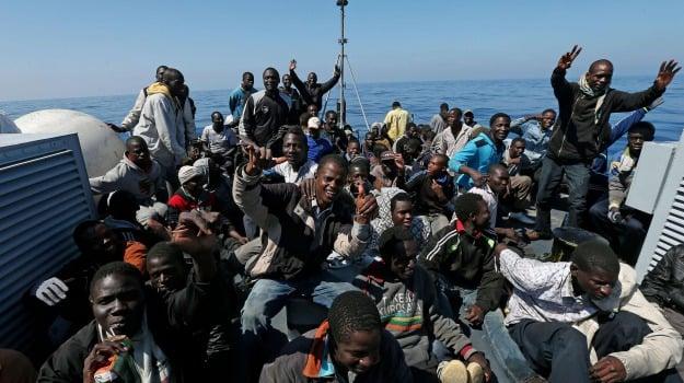 immigrazione, pozzallo, Ragusa, Cronaca