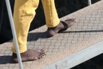 """""""L'ho fatto per dare un futuro a mio figlio"""": la confessione di uno scafista fermato a Pozzallo"""