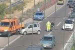 Due operai feriti sulla Palermo-Catania: non sono gravi
