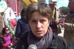 """Protesta dei dipendenti della riserva naturale: """"La Regione si è dimenticata di noi"""" - Video"""