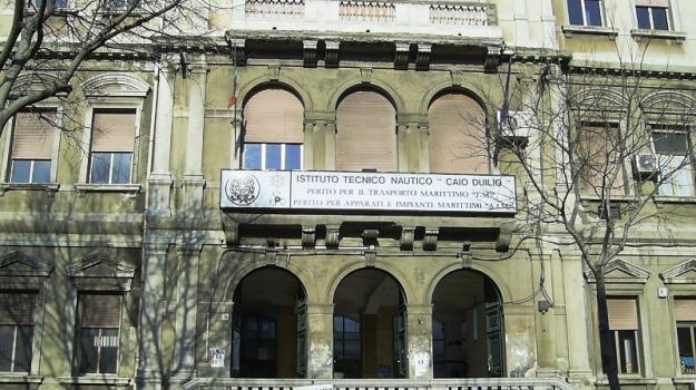 istituto nautico, messina, Messina, Archivio
