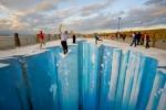 La Street Art in 3D: illusioni ottiche sui marciapiedi - Foto