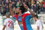 Catania vince in trasferta contro il Latina: le immagini della partita