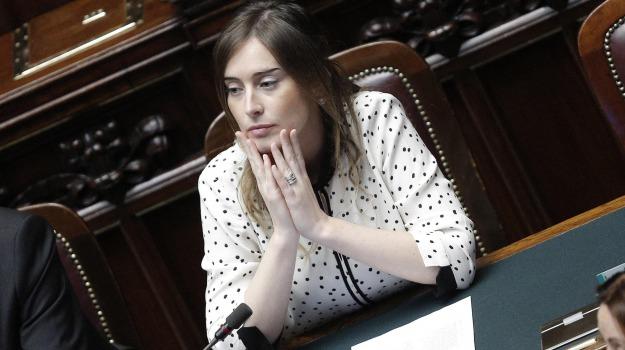conflitto interessi, ministro, riforme, Maria Elena Boschi, Sicilia, Politica