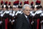"""Mattarella: """"Segnali di ripresa, ma maggiore sforzo nelle riforme"""""""