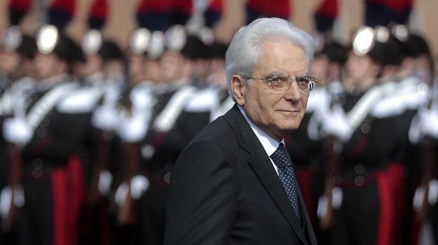 confcommercio, crescita, presidente della Repubblica, riforme, Laura Boldrini, Sergio Mattarella, Sicilia, Un siciliano per l'Italia