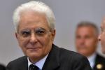 """Mattarella in memoria delle vittime di mafia: """"Contrastare crimine, malaffare e corruzione"""""""