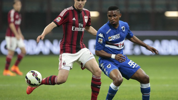 Milan, sampdoria, SERIE A, Sicilia, Sport