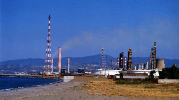 bei, milazzo, raffineria, Messina, Economia