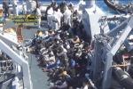 Strage dei 700 migranti, recuperato il relitto: andrà ad Augusta