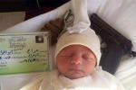 Isis, il neonato con il certificato di nascita dei jihadisti