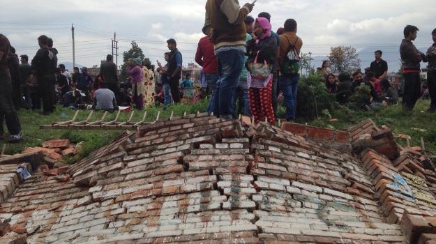 Nepal, scossa, terremoto, VALANGA, Sicilia, Mondo