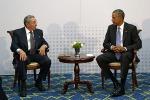 """Obama-Castro, incontro storico tra Stati Uniti e Cuba: """"Si volta pagina"""""""