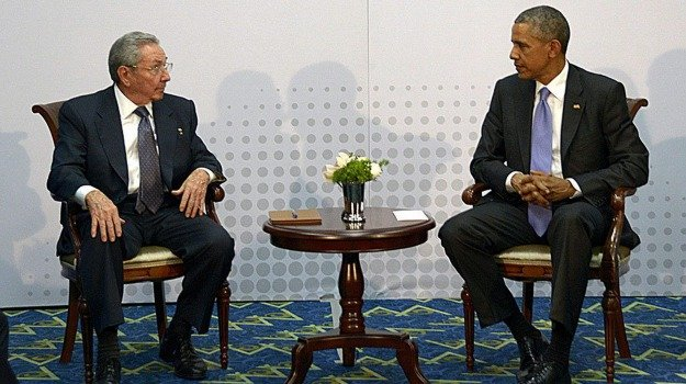 diplomazia, incontro, Barack Obama, Raul Castro, Sicilia, Mondo