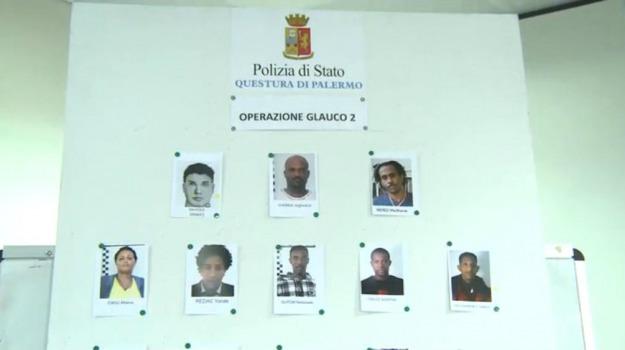arresti, glauco, immigrazione, sbarchi, TRAFFICO, Catania, Cronaca