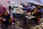 Crolla il soffito di una scuola ad Ostuni: due bimbi feriti