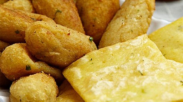 crocchè, panelle, street food, Sicilia, Domani in Edicola