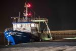 Arrivo del peschereccio Airone a Mazara - Le foto