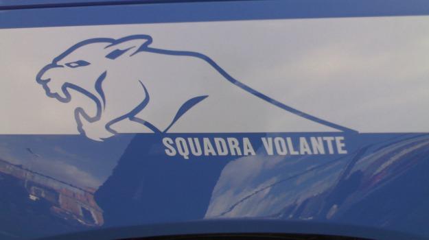 catania, polizia, posta, volante, Catania, Cronaca