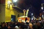 Tradizionale processione del Venerdì Santo ad Agrigento
