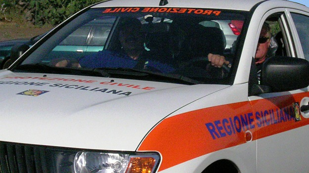 protezione civile, graziano calanna, Catania, Cronaca