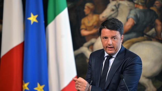 immigrazione, premier, Matteo Renzi, Sicilia, Politica