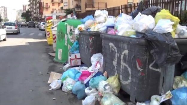 emergenza, messina, rifiuti, Messina, Cronaca