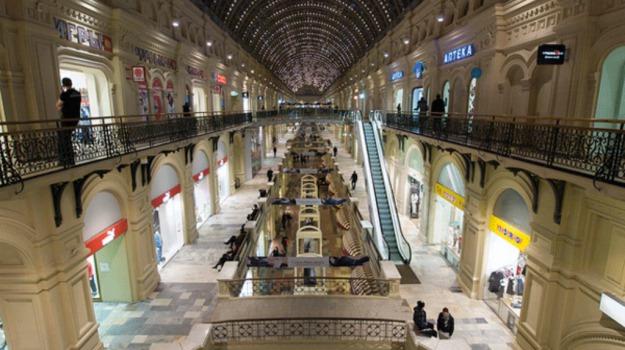 boom, centri commerciali, Crisi, Russia. Mosca, Sicilia, Mondo