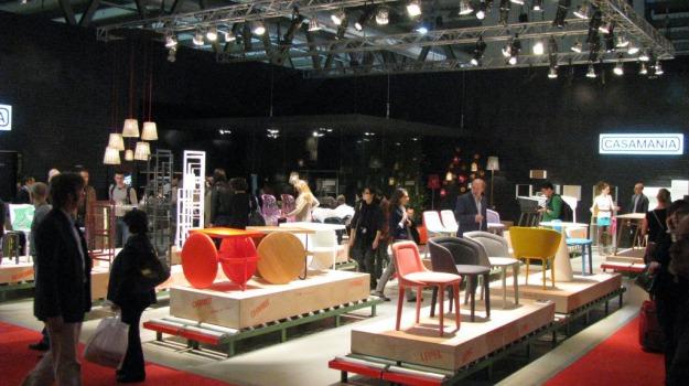design, mobile, salone, Sicilia, Domani in Edicola