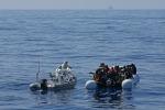 Emergenza sbarchi, altri 1500 migranti soccorsi nel Canale di Sicilia