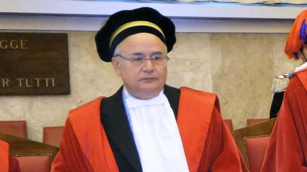 presidente, tribunale palermo, Salvatore Di Vitale, Palermo, Cronaca