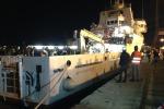 Palermo, arrivata al porto nella notte una nave con 1.200 migranti a bordo - Video
