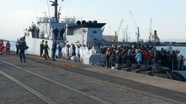 Catania, Migranti e orrori