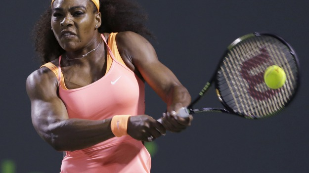 Roland Garros, Tennis, Serena Williams, Sicilia, Sport