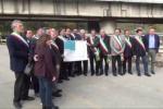 Viadotto Himera: i sindaci sfilano per protestare - Video