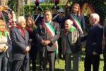 Festa della Liberazione: cerimonia in onore dei martiri al Giardino Inglese - Video