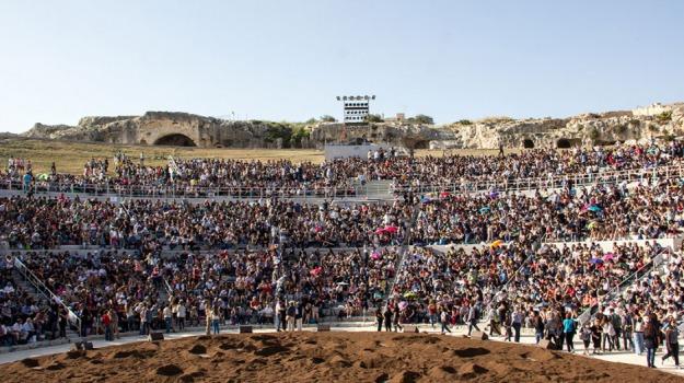 inda, teatro greco, Siracusa, Cultura