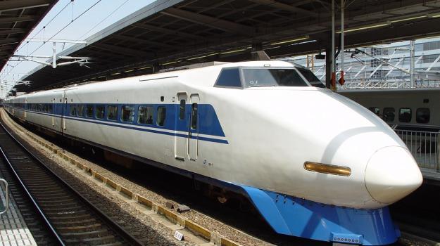 treno, velocità, Sicilia, Mondo