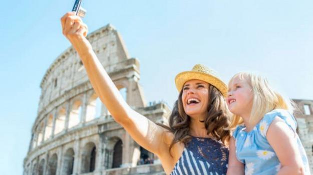 2014, italia, stranieri, turismo, Sicilia, Economia, Viaggi